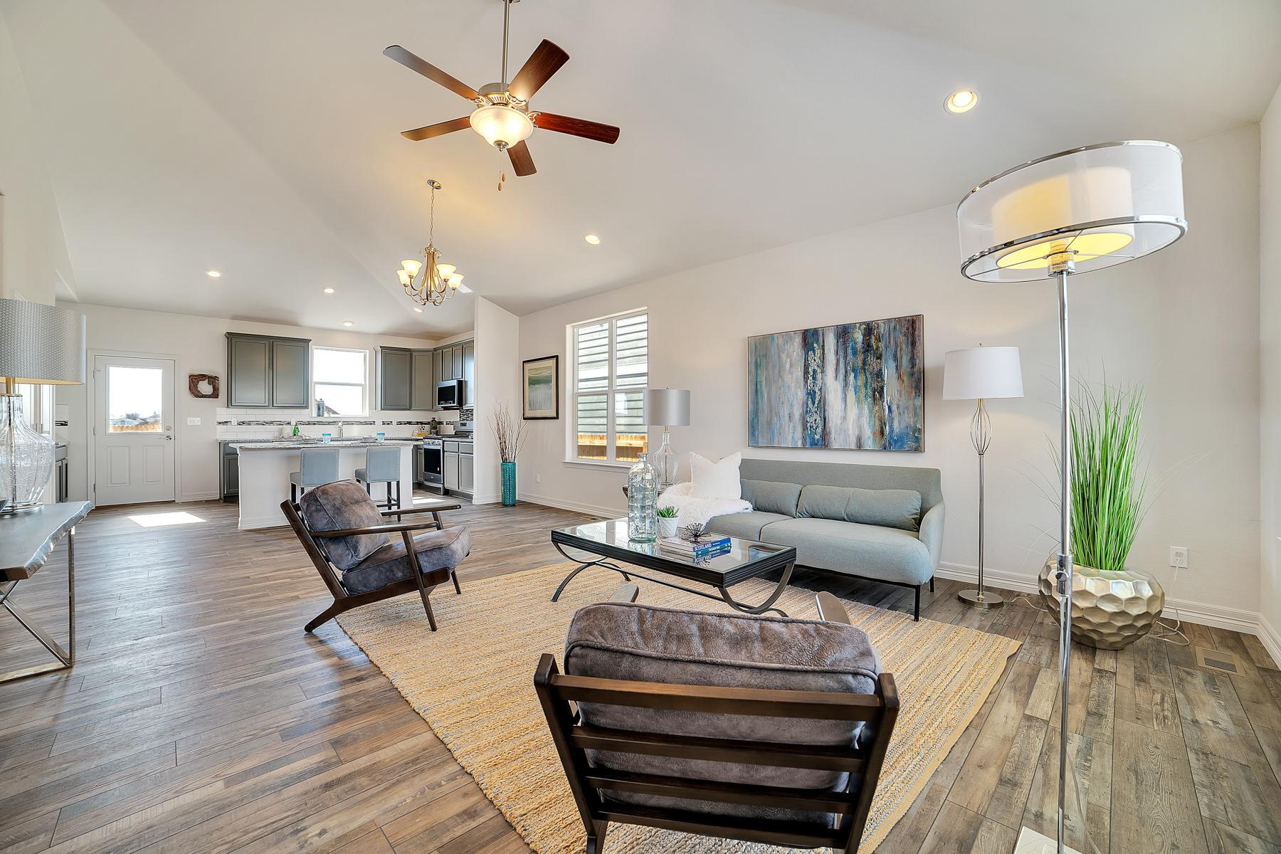 Living Area featured in the Sage at Blackstone Ranch By Pauls Homes in Denver, CO