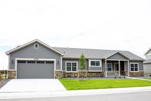 Primrose at Blackstone Ranch - Strasburg New Homes: Strasburg, Colorado - Pauls Homes