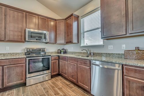 Kitchen-in-Sage at Blackstone Ranch-at-Strasburg New Homes-in-Strasburg