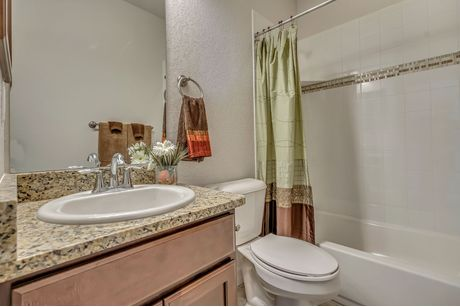 Bathroom-in-Sage at Blackstone Ranch-at-Strasburg New Homes-in-Strasburg