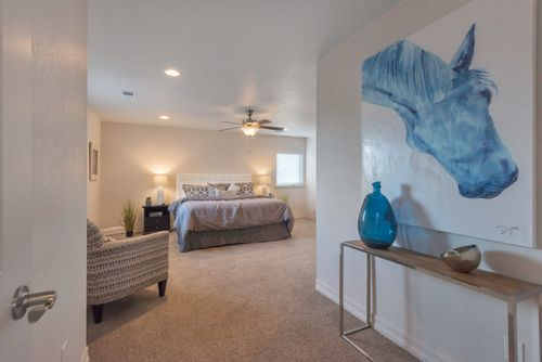 Bedroom-in-Violet at Blackstone Ranch-at-Strasburg New Homes-in-Strasburg