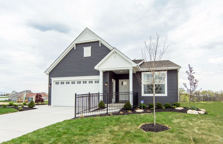 Riverdale Display Home for Sale:The DaVinci 3 BR, 2 BA Ranch