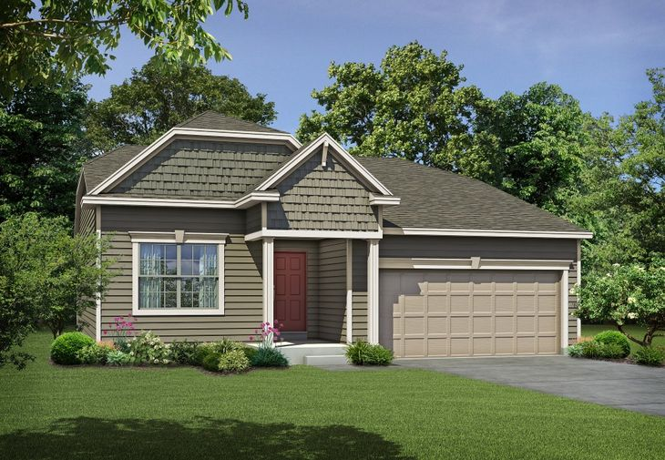 DaVinci Elevation C 2 Car:Riverdale Inventory Home for Sale