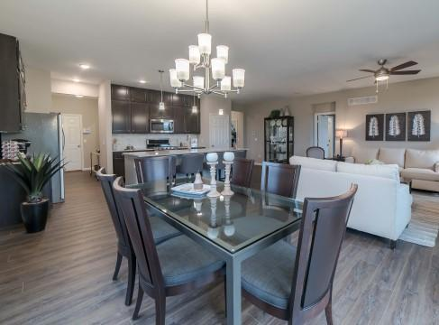 Greatroom-and-Dining-in-Hamilton-at-Huntleigh Ridge-in-Foristell