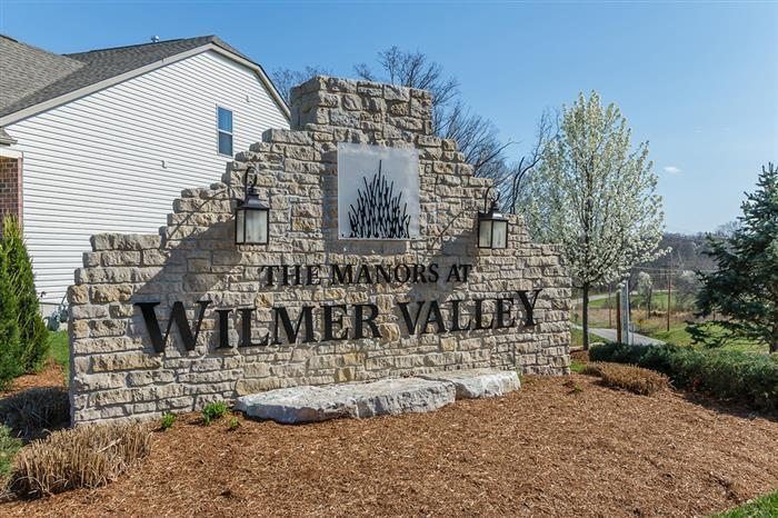 Wilmer Valley Entrance