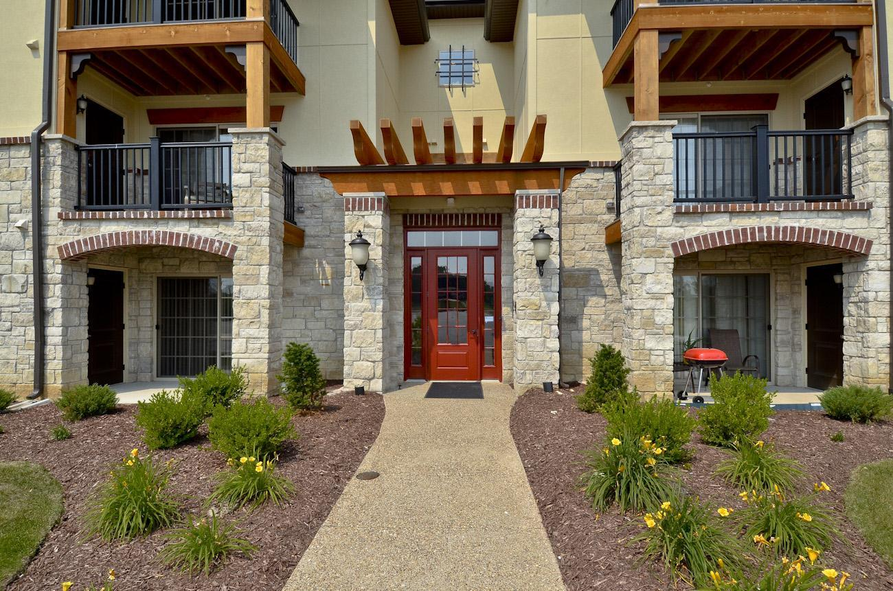 Exterior featured in the Wellington By Payne Family Homes LLC in St. Louis, MO