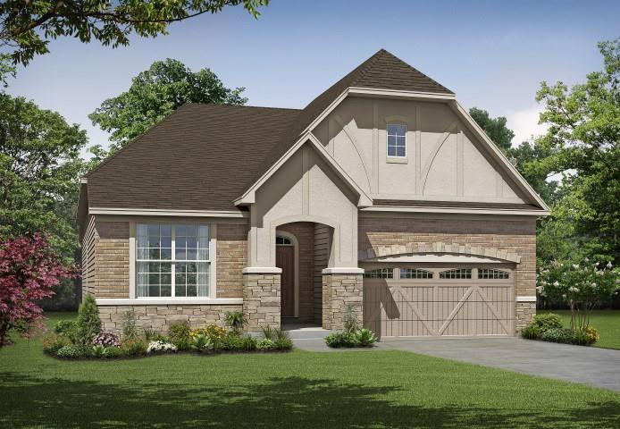 Exterior featured in the Ashton By Payne Family Homes LLC in St. Louis, MO
