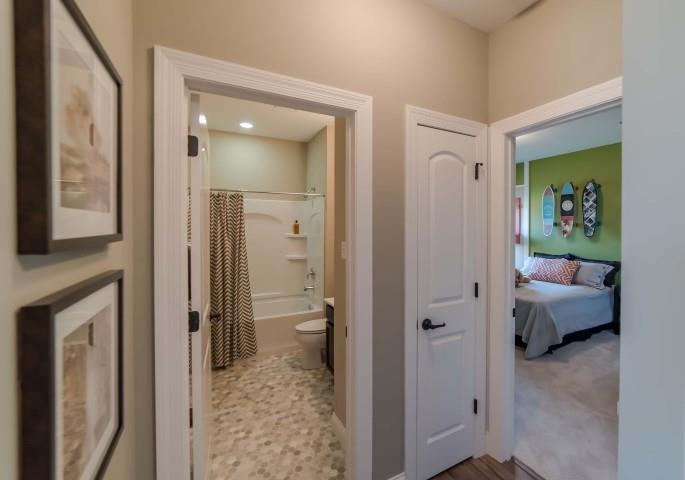 Bathroom featured in the Ashton By Payne Family Homes LLC in St. Louis, MO