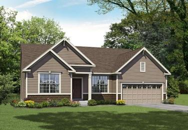 Marvelous New Construction Homes Plans In Lake Saint Louis Mo Home Interior And Landscaping Palasignezvosmurscom