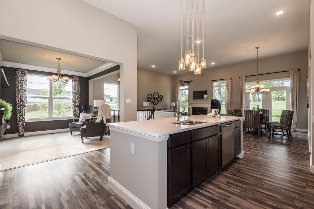 Living Area featured in the Geneva II By Payne Family Homes LLC in St. Louis, MO