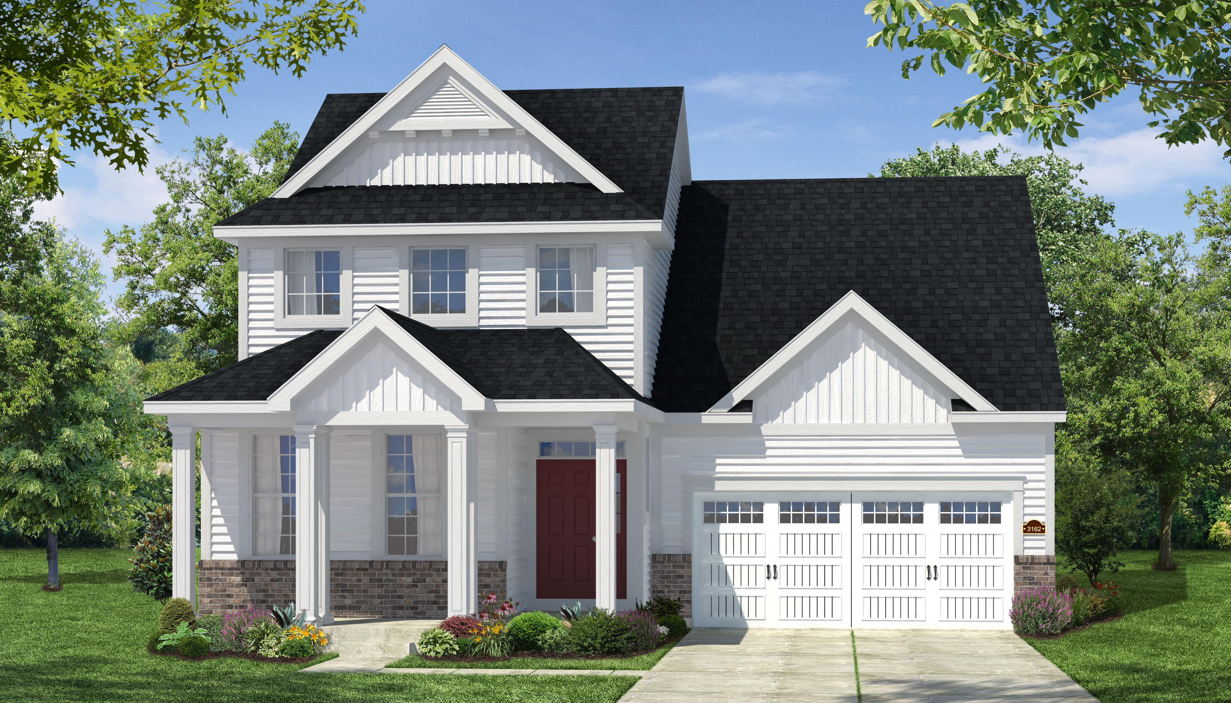 Exterior featured in the Adelaide By Payne Family Homes LLC in St. Louis, MO