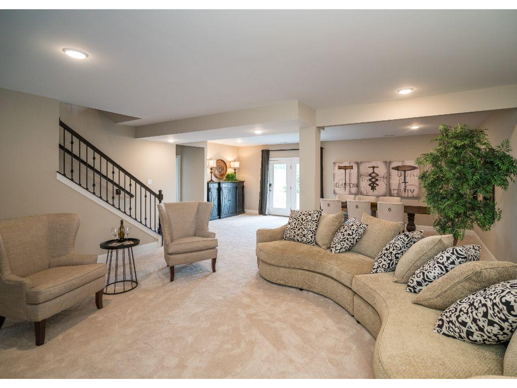 Living Area featured in the Ashton By Payne Family Homes LLC in St. Louis, MO