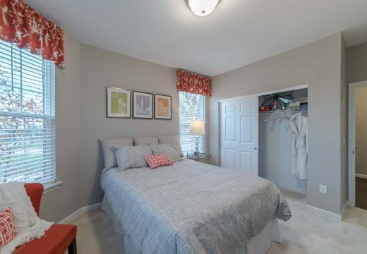 Bedroom featured in the Hamilton By Payne Family Homes LLC in St. Louis, MO