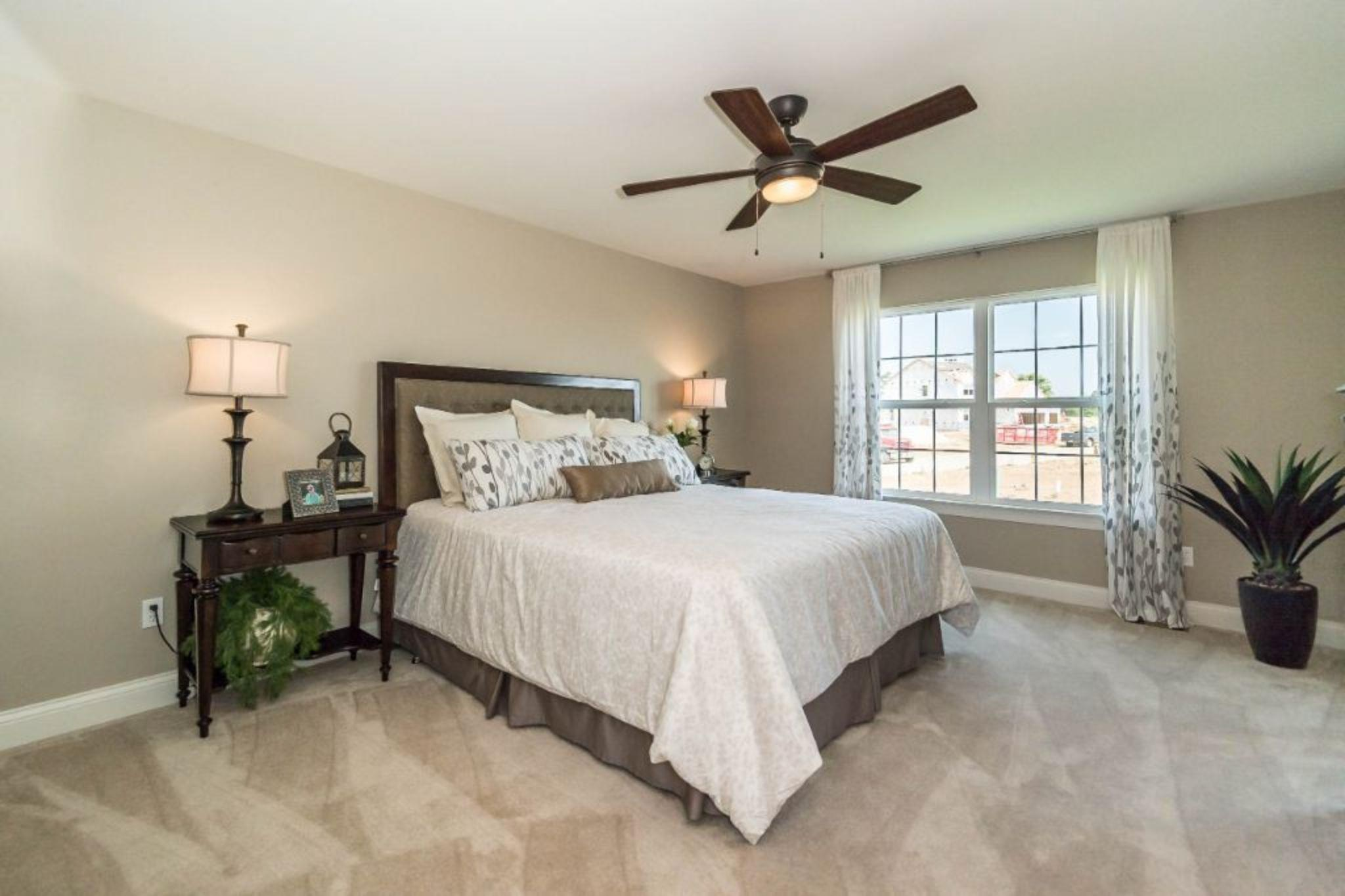 Bedroom featured in the Fairfax By Payne Family Homes LLC in St. Louis, MO