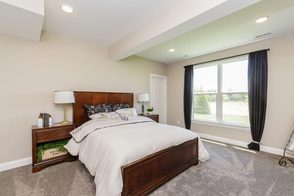 Bedroom featured in the Montego II By Payne Family Homes LLC in St. Louis, MO