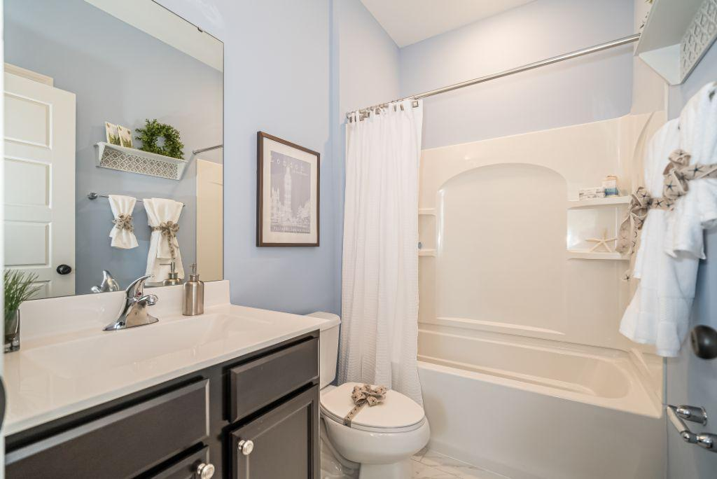 Bathroom featured in the Meridian II By Payne Family Homes LLC in St. Louis, MO