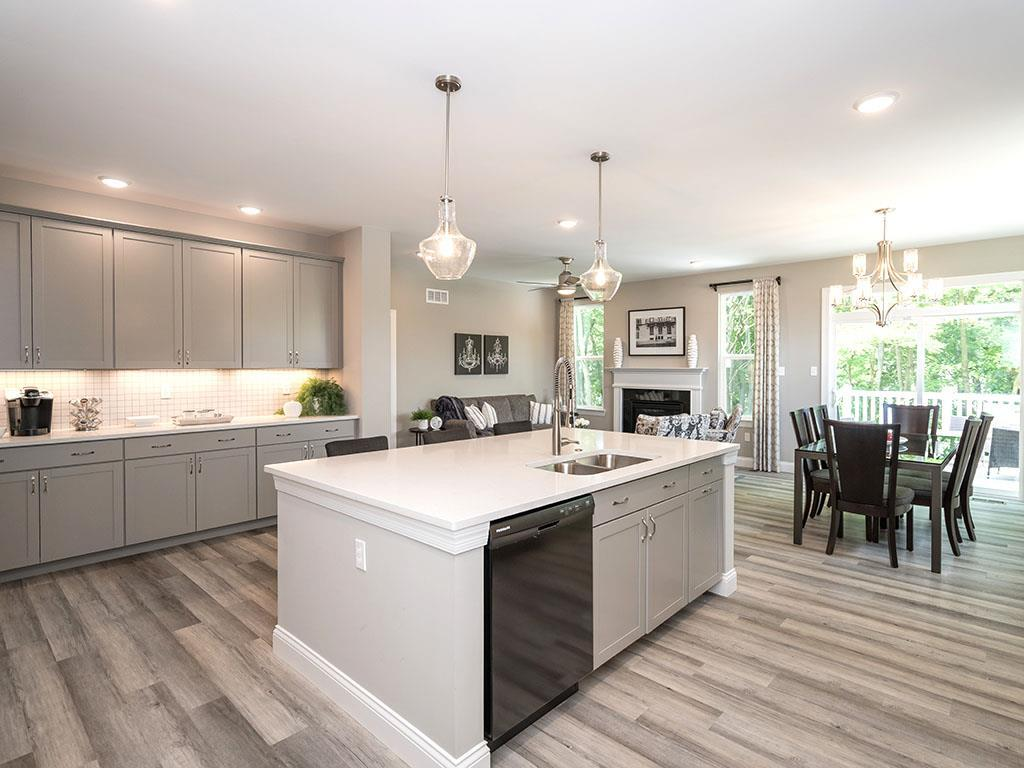 Kitchen featured in the Roosevelt By Payne Family Homes LLC in St. Louis, MO