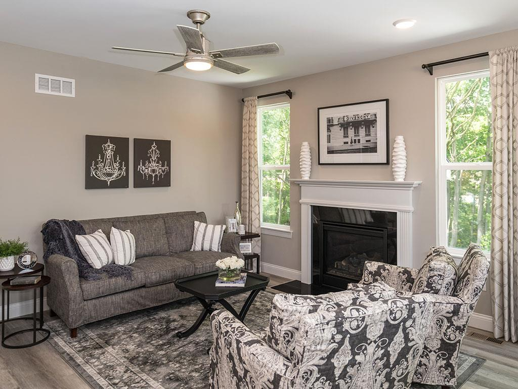 Living Area featured in the Roosevelt By Payne Family Homes LLC in St. Louis, MO