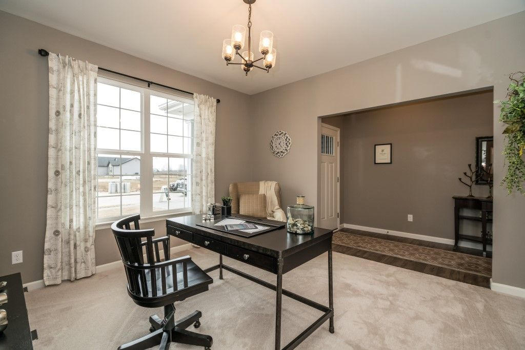 Living Area featured in the DaVinci By Payne Family Homes LLC in St. Louis, MO