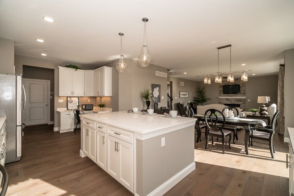 Kitchen featured in the Breckenridge By Payne Family Homes LLC in St. Louis, MO