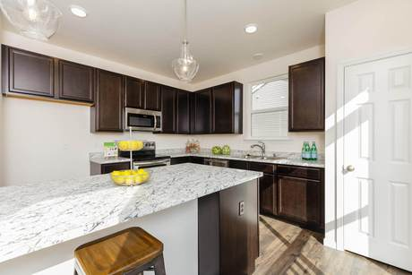 Kitchen-in-Aubrey-at-Montrachet, The Villages at-in-O Fallon