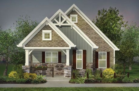 Aberlin Springs by Pendragon Homes in Cincinnati Ohio