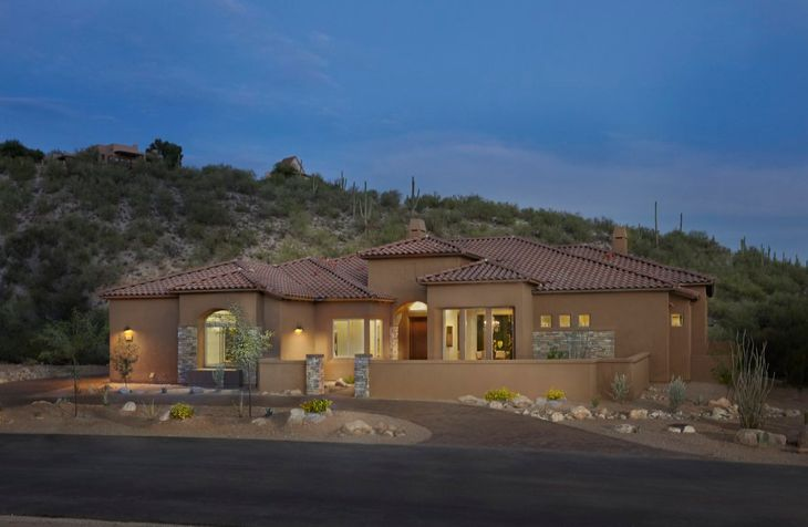 Tucson Home Builders Floor Plans: Custom Division In Tucson, AZ, New Homes & Floor Plans By