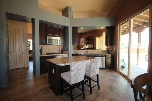 Kitchen-in-Jade-at-Tierra Linda Nueva-in-Tucson