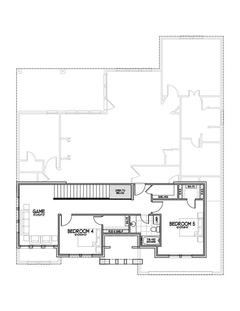 The Chiara Second Floor