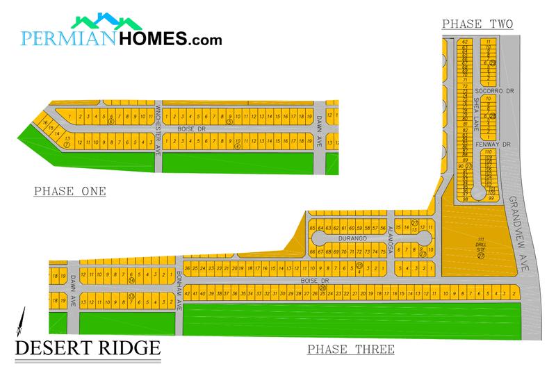 Desert Ridge Phase One
