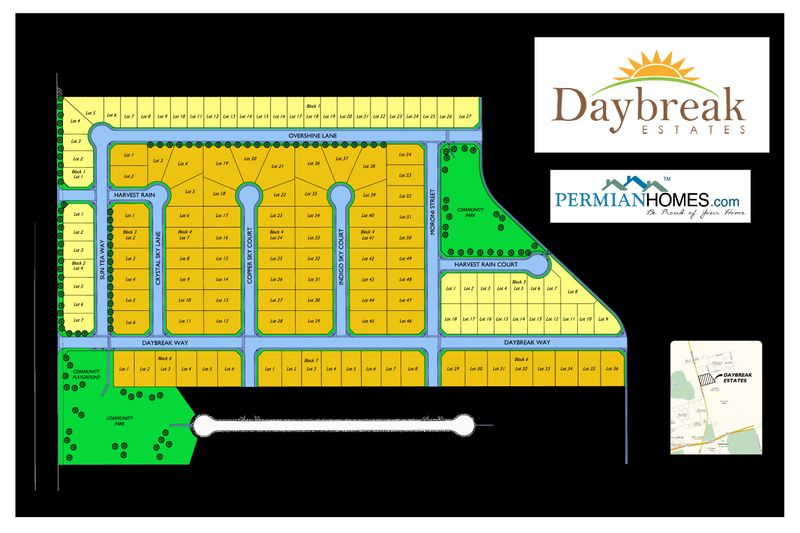 Daybreak Estates Phase 1