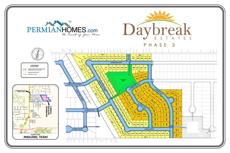 Daybreak Estates Phase 3