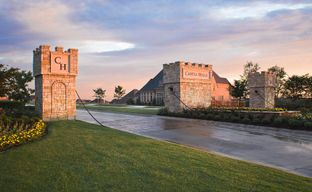 Castle Hills 50' by BRITTON HOMES in Dallas Texas