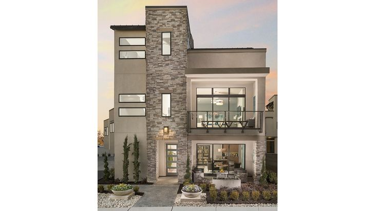 Villas At Legacy West in Plano TX New Homes Floor Plans by – Britton Homes Floor Plans