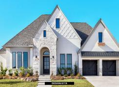 617A - Walsh 70': Fort Worth, Texas - BRITTON HOMES