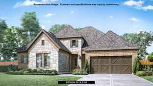 521A - Mustang Lakes 60': Celina, Texas - BRITTON HOMES