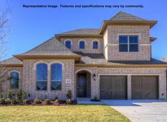 524A - Mustang Lakes 60': Celina, Texas - BRITTON HOMES