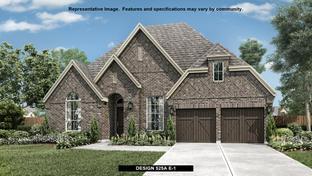 525A - Mustang Lakes 60': Celina, Texas - BRITTON HOMES
