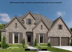 529A - Mustang Lakes 60': Celina, Texas - BRITTON HOMES