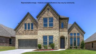 532A - Mustang Lakes 60': Celina, Texas - BRITTON HOMES