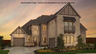 560A - Mustang Lakes 60': Celina, Texas - BRITTON HOMES