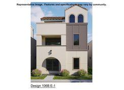 106B - Villas at Legacy West Premium: Plano, Texas - BRITTON HOMES