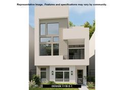 111B - Villas at Legacy West Premium: Plano, Texas - BRITTON HOMES