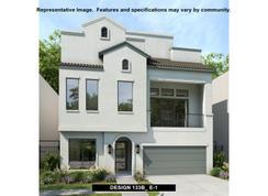 133B - Villas at Legacy West Premium: Plano, Texas - BRITTON HOMES