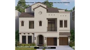 134B - Villas at Legacy West Premium: Plano, Texas - BRITTON HOMES