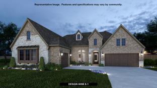 605B - Walsh 70': Fort Worth, Texas - BRITTON HOMES