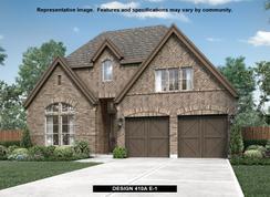 410A - Castle Hills 50': Lewisville, Texas - BRITTON HOMES