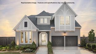 434A - The Tribute 50': The Colony, Texas - BRITTON HOMES