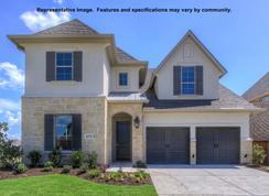436A - Castle Hills 50': Lewisville, Texas - BRITTON HOMES