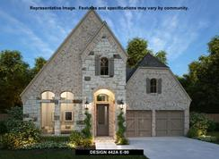 442A - Castle Hills 50': The Colony, Texas - BRITTON HOMES